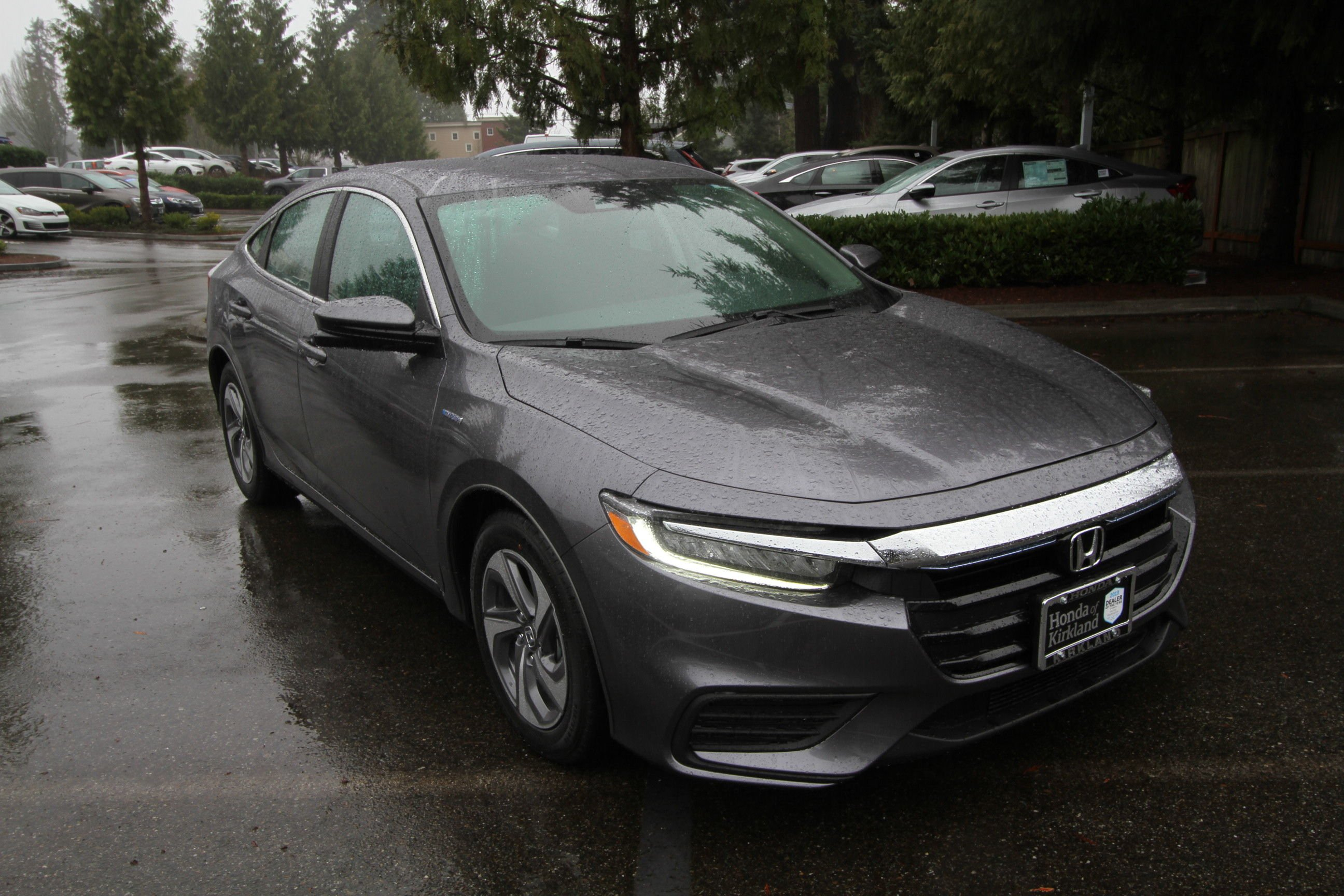 new 2020 honda insight ex 4dr car in kirkland #202057