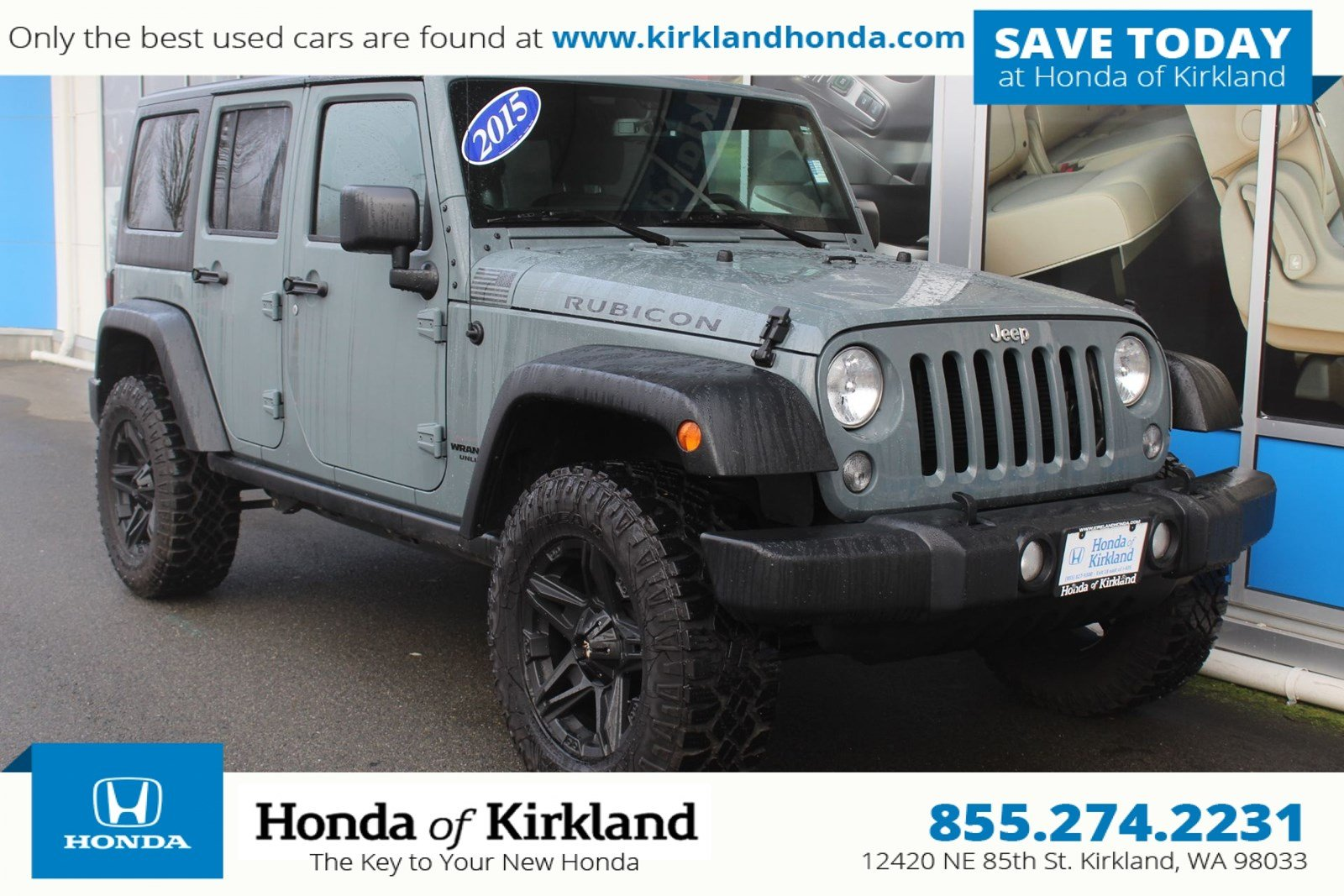 pre-owned 2014 jeep wrangler unlimited rubicon 4wd convertible in