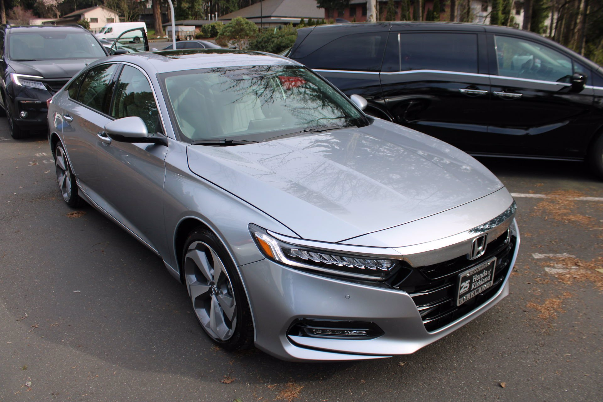 2020 Honda Accord Sedan History
