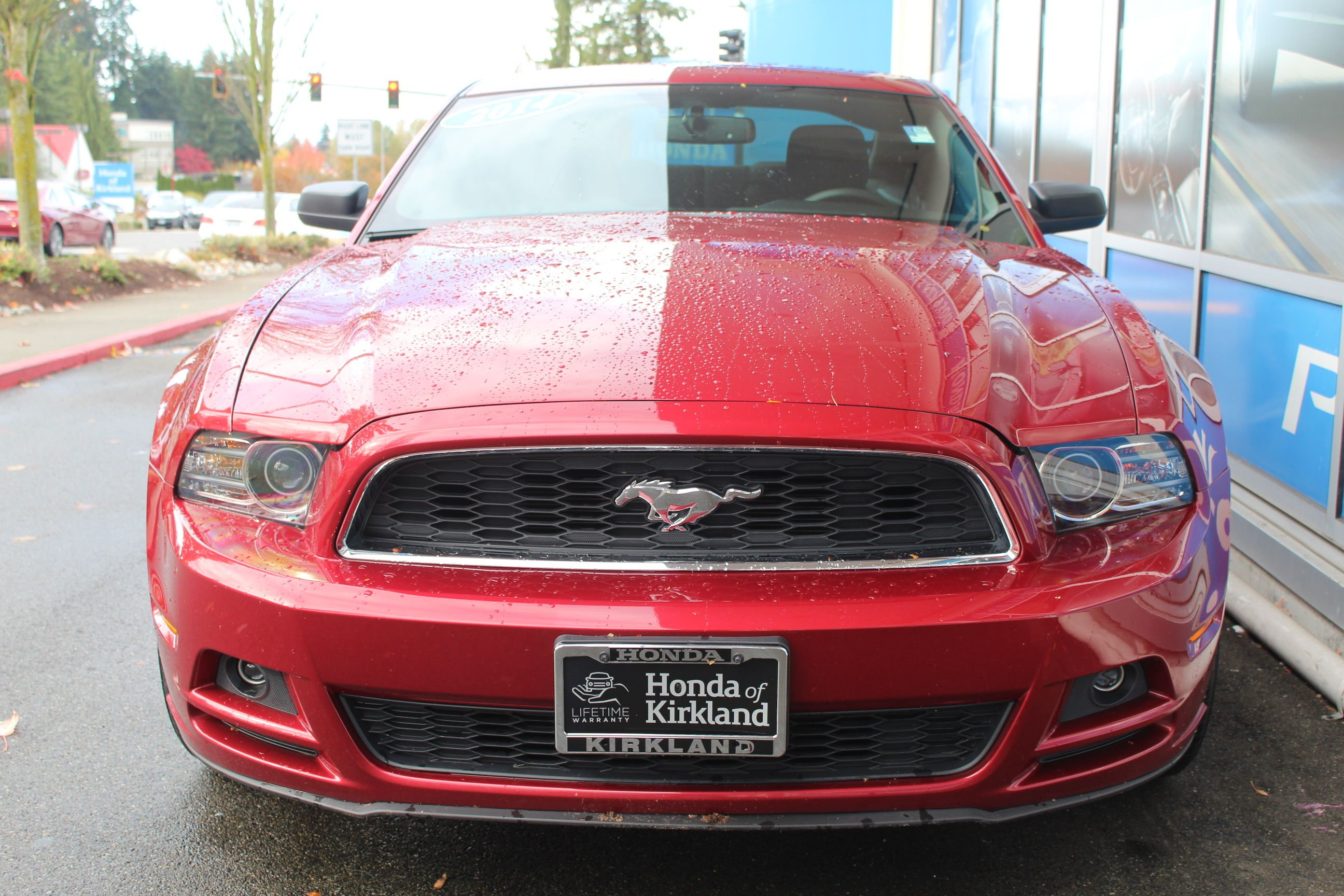 Pre Owned 2014 Ford Mustang V6 2dr Car in Kirkland A