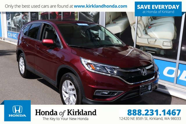 Certified Pre-Owned 2016 Honda CR-V EX AWD Sport Utility