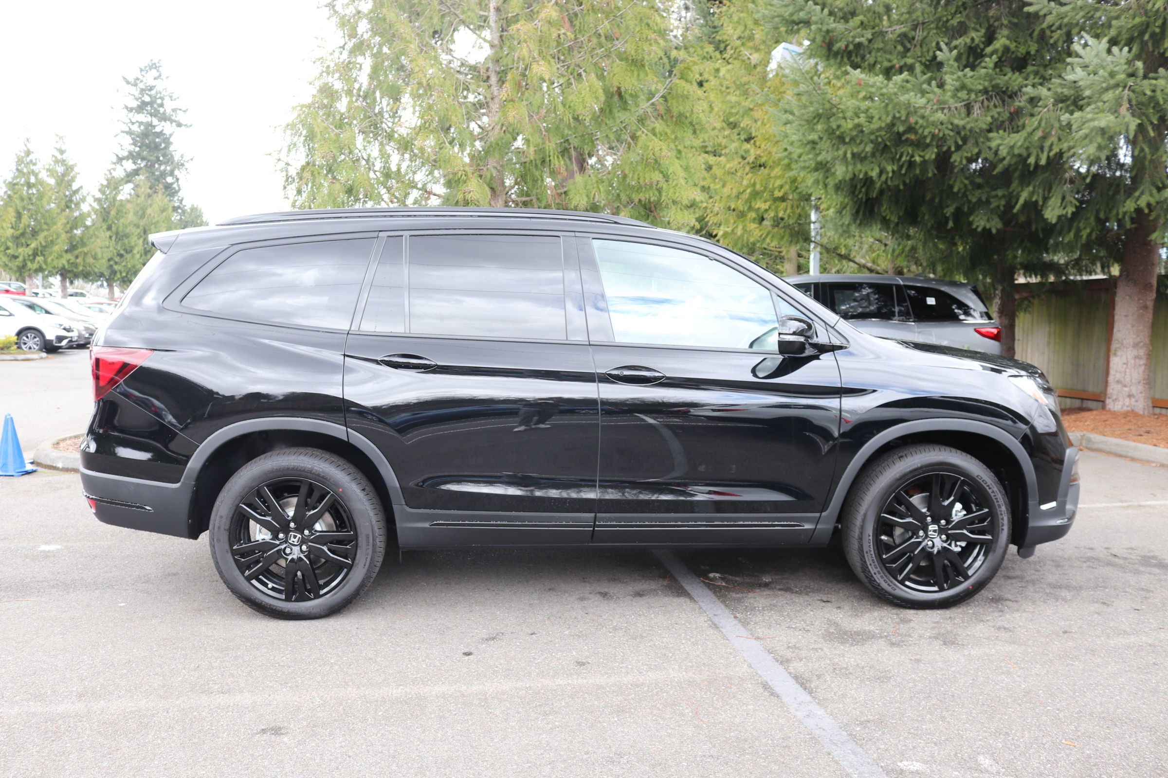 New 2020 Honda Pilot Black Edition Sport Utility In Manual Guide
