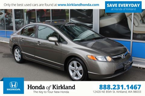 Pre-Owned 2006 Honda Civic Sedan EX