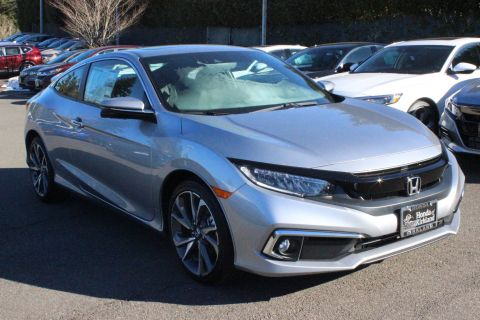 New 2019 Honda Civic Coupe Touring