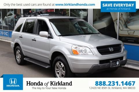 Pre-Owned 2004 Honda Pilot EX w/Leather 4WD