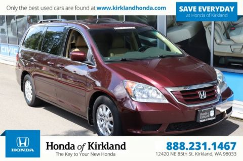 Pre-Owned 2008 Honda Odyssey EX-L w/RES