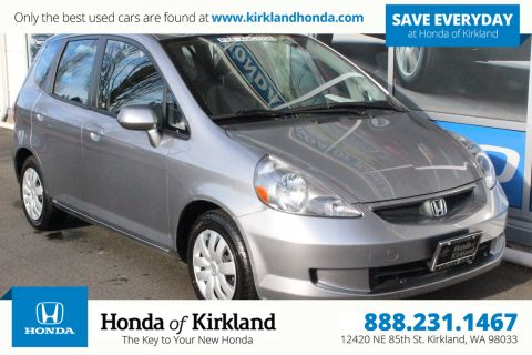 Pre-Owned 2007 Honda Fit BASE
