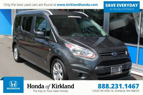 Pre-Owned 2016 Ford Transit Connect Wagon XLT LWD W/REAR LIFTGATE